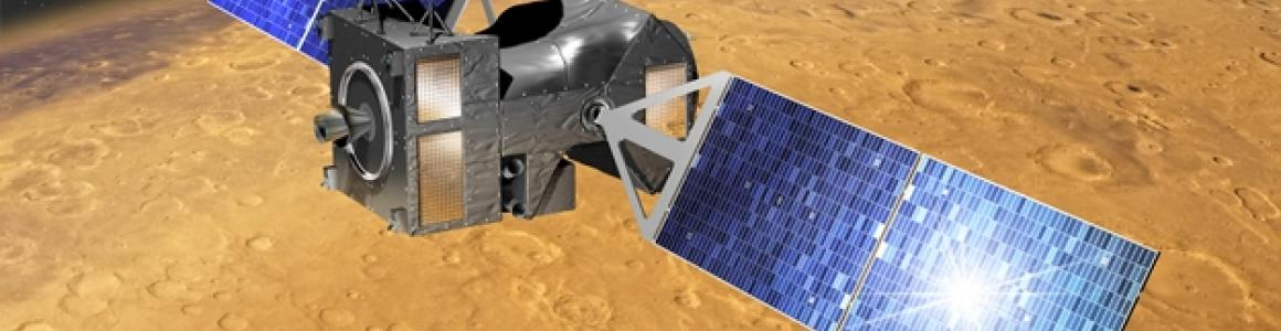 Satellite: ExoMars Trace Gas Orbiter Copyright: ESA, D. Ducros